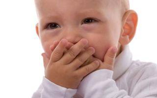Особенности икоты у новорожденных