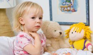 Лечение стеноза гортани у детей