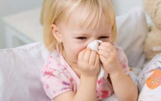 Симптомы и лечение аденовирусной инфекции у детей