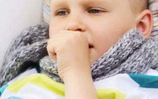 Причины мокрого кашля у детей, способы его лечения