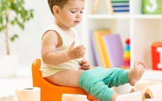 Диарея у ребенка, как остановить и чем лечить