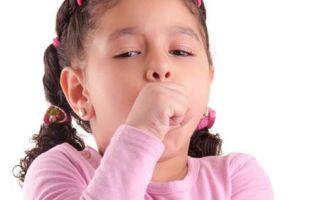 Симптомы и причины коклюша у детей