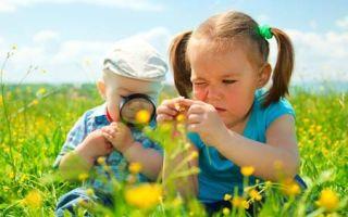 Неотложная помощь при анафилактическом шоке у детей