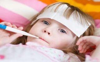 Корь у детей, первые симптомы, лечение и профилактика