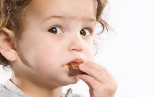 Виды аллергии на сладкое у ребенка, лечение и профилактика заболевания