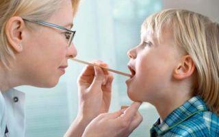 Симптомы и лечение ларинготрахеита у ребенка