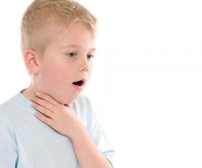 Как диагностировать анафилаксию у ребёнка