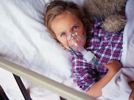 Врачебная помощь при анафилаксии у ребенка