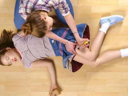 Симптомы анафилактического шока у детей