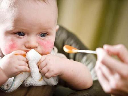 Диета и прикорм при атопическом дерматите
