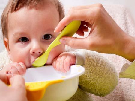 Диета и питание при дерматите у детей