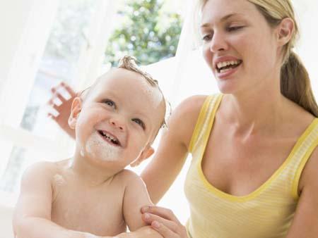 Профилактика детского дерматита