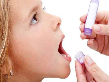 Лечение аллергии на сладкое у детей