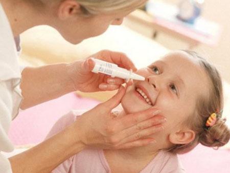 Диагностика поллиноза у ребёнка
