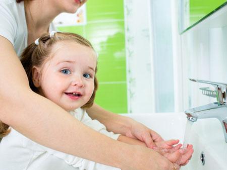 Профилактика стрептодермии у детей