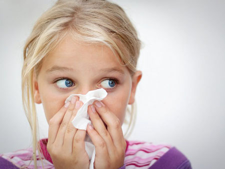 Симптомы аллергии на собак у детей