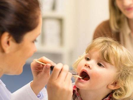 Аденоиды у детей, причины