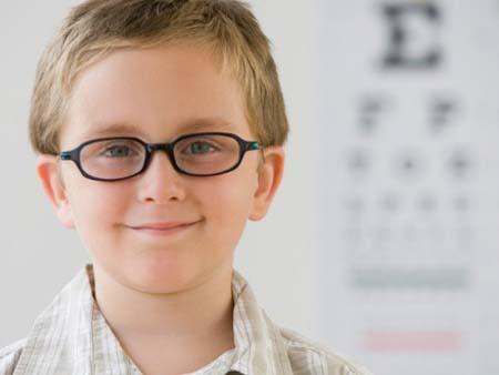 Профилактика амблиопии у детей