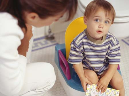 Когда стул ребенка можно считать поносом