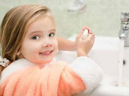 Как защитить ребенка от остриц