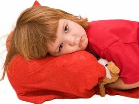 Симптомы кишечной инфекции у детей