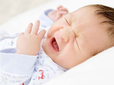Симптомы колик у детей