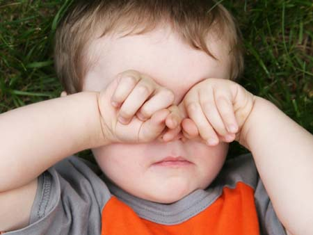 Прогноз и осложнения конъюнктивита у ребенка