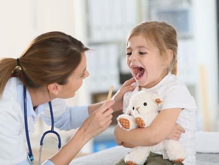 Методы диагностики ларинготрахеита