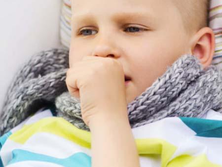 Причины мокрого кашля у детей