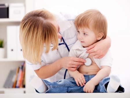 Профилактика пневмонии у детей