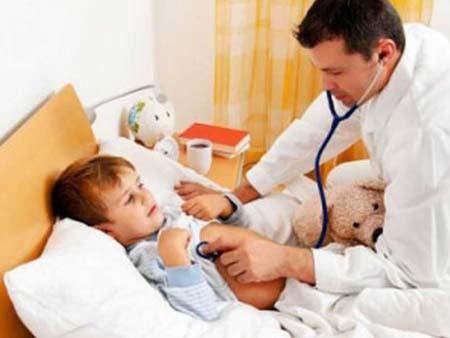 Диагностика ротавирусной инфекции у детей