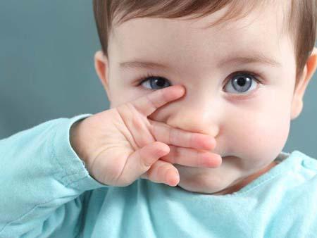 Какими могут быть сопли у ребенка