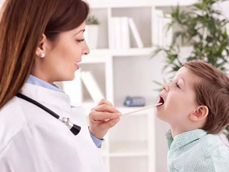 Методы диагностики трахеита у детей